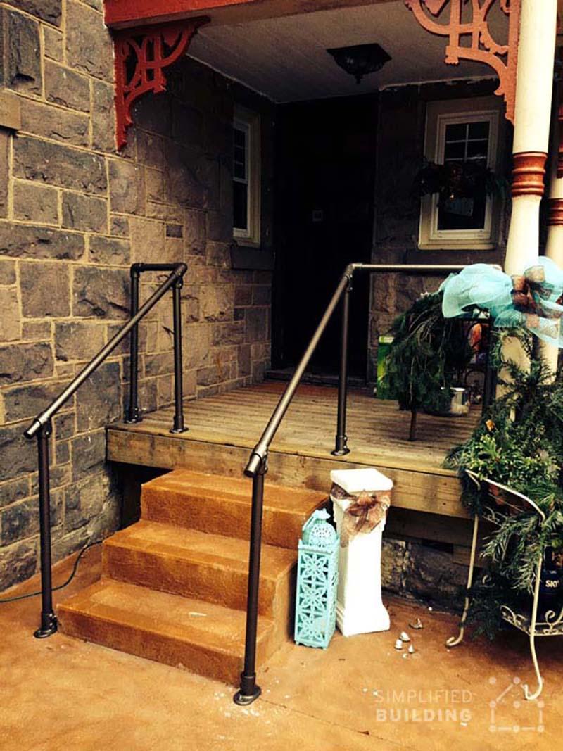 porch railing ideas 7