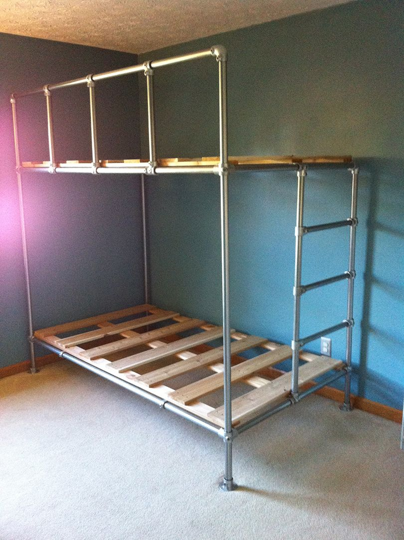Pipe Bunk Bed
