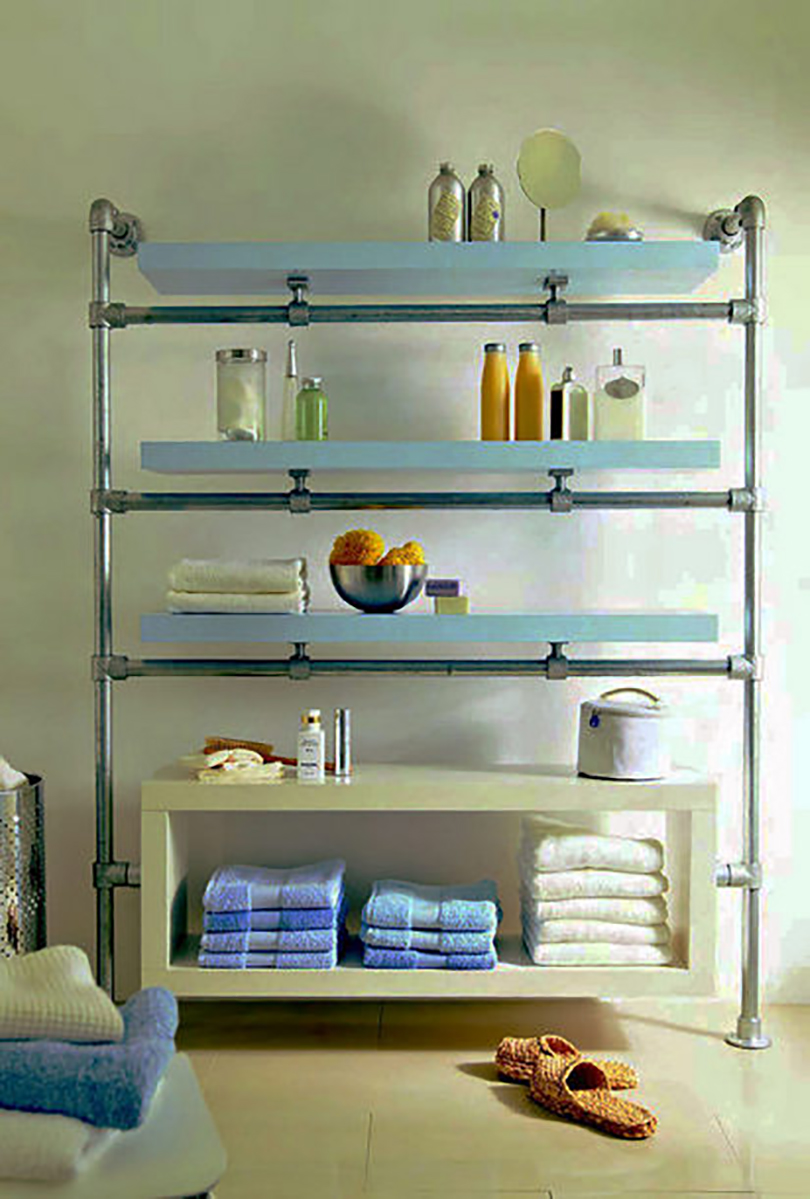 diy storage shelf 19