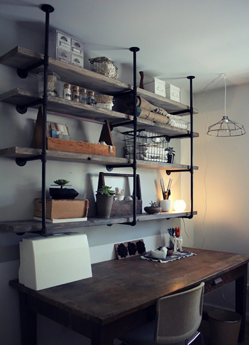 diy storage shelf 21