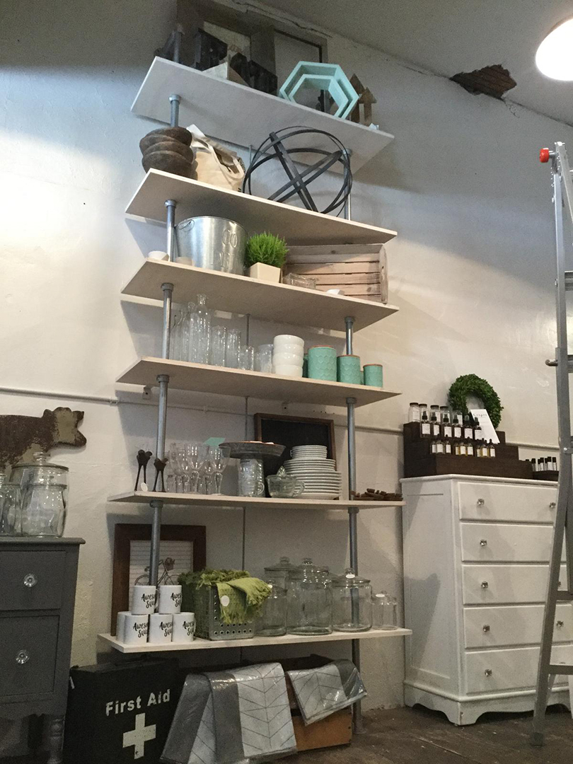 diy storage shelf 35