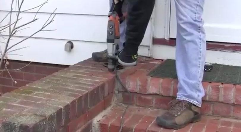 Drill Holes