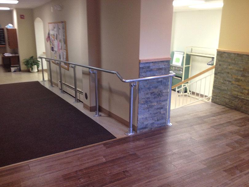 indoor railing