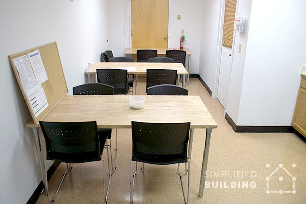 How To Attach Table Legs A Diy Guide Simplified Building - How To Attach Metal Legs Wood Table