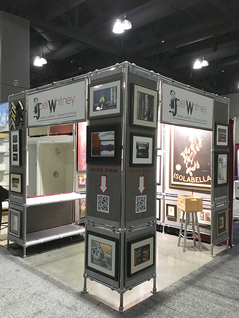 Corner Exhibition Stands Ideas : 19 diy trade show booth & banner ideas to copy for your next event