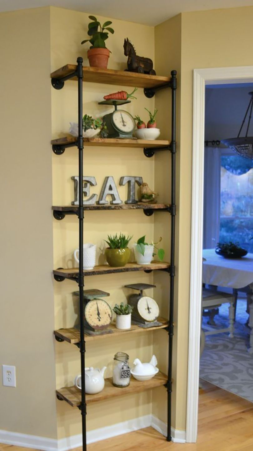 wall mounted pantry