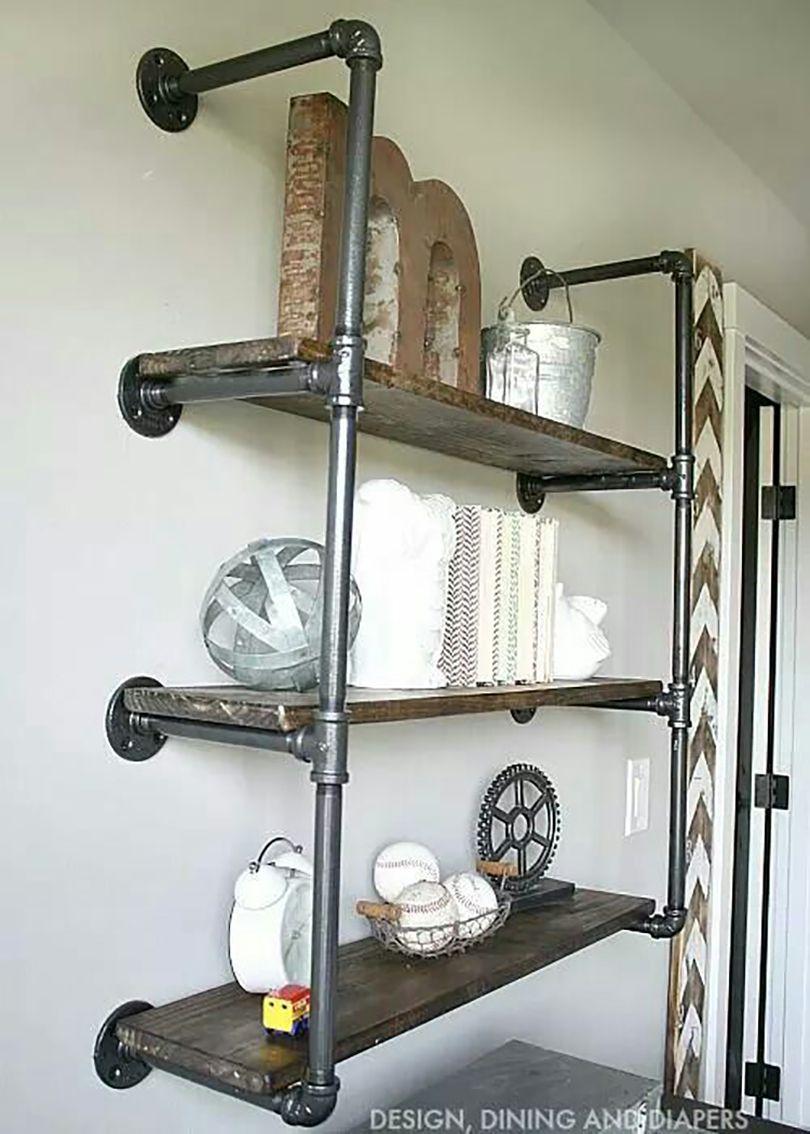 wood pantry