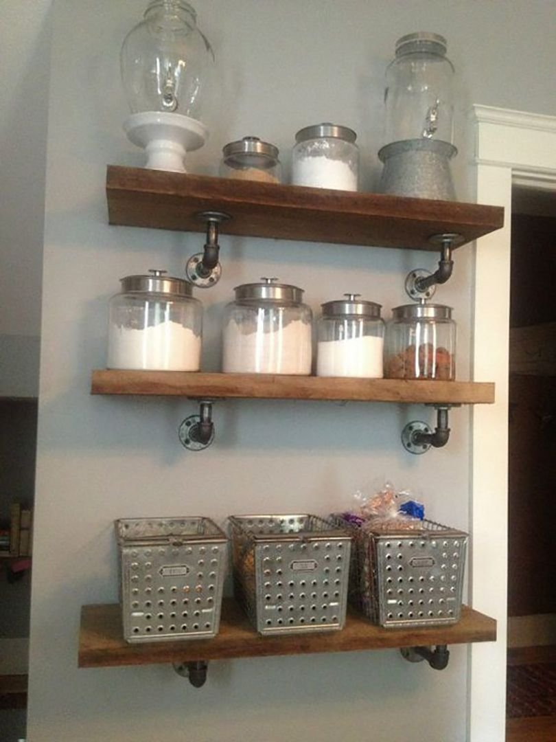 mounted pantry