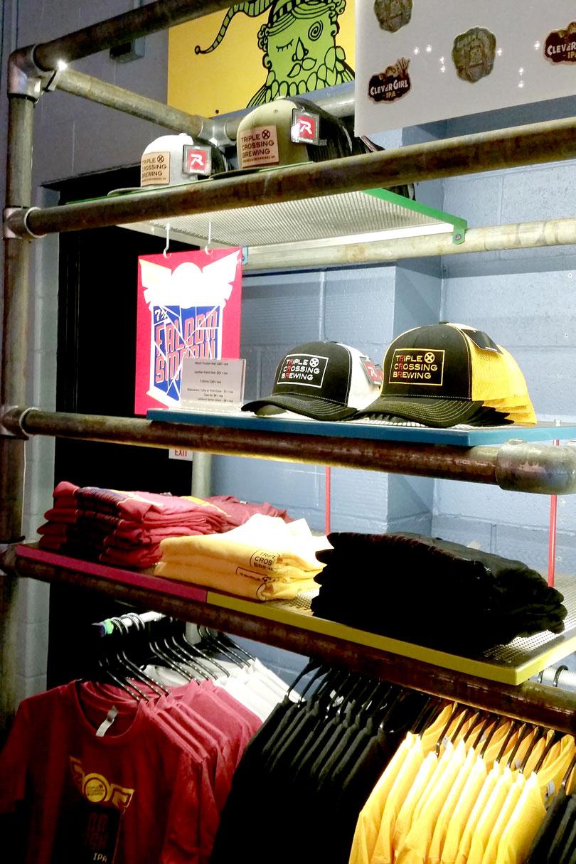 Heavy Duty Retail Shelf