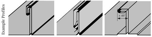 S-5-U Example Profiles