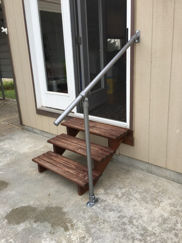for your front stairs deck stairs interior stairs and more browse the gallery below to see how other customers have installed their simple rail